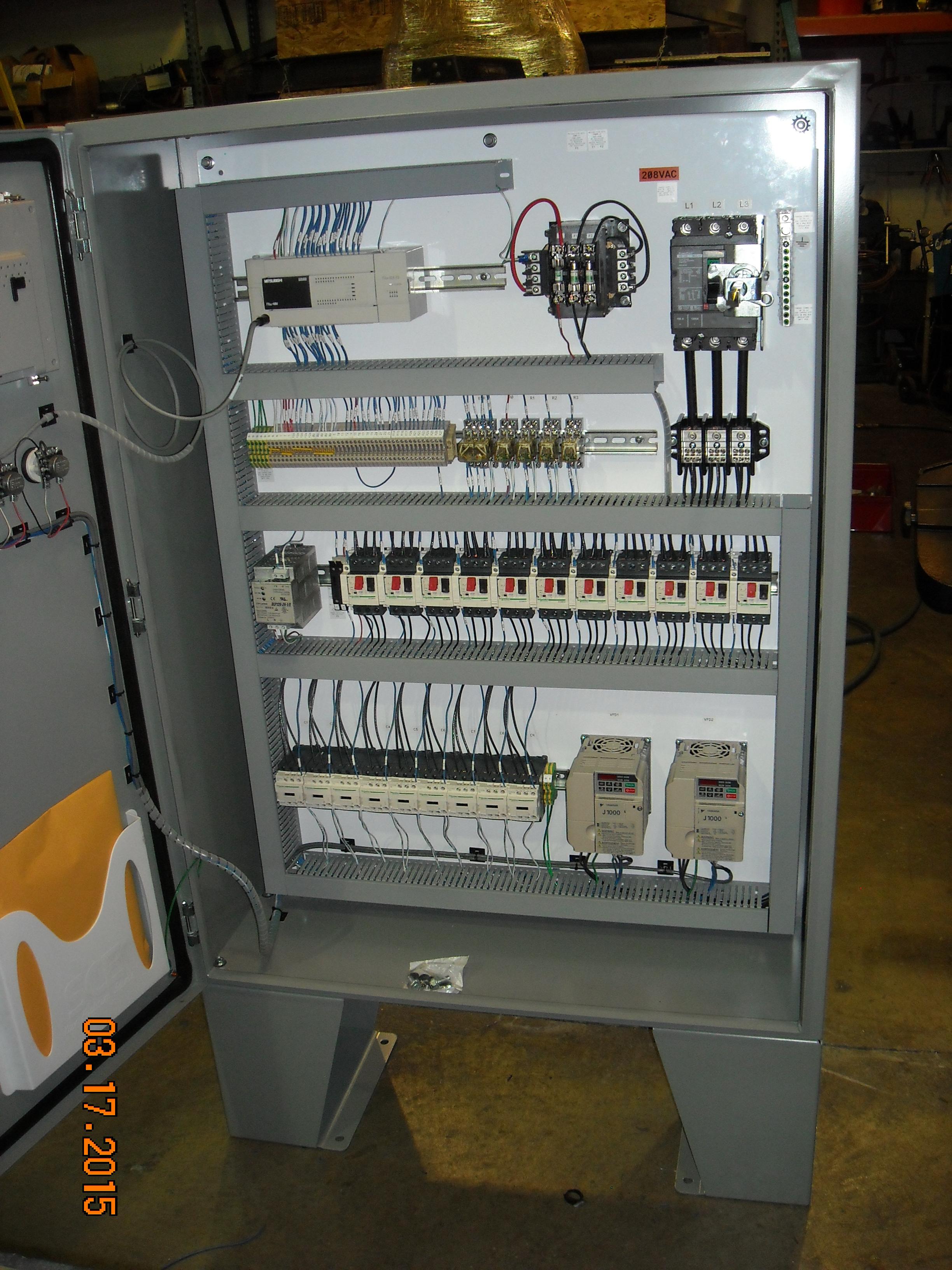 Custom Control Panels Electrical Dscn0020